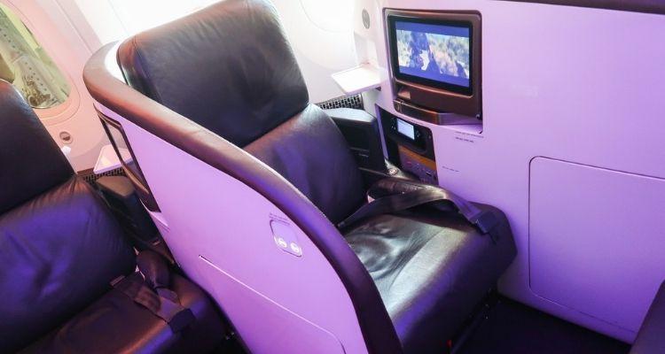 British Airways Business Class vs Virgin Atlantic Upper Class -- London Heathrow to New York JFK 2