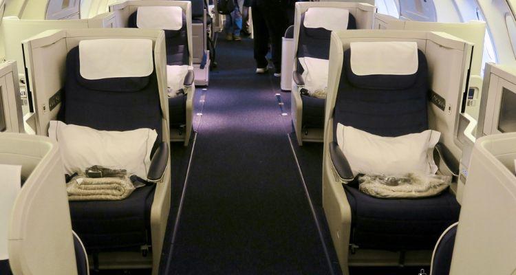 British Airways Business Class vs Virgin Atlantic Upper Class -- London Heathrow to New York JFK 8