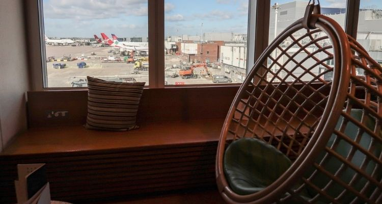 The London Heathrow Airport Guide: When Flying From London to New York Business Class 30