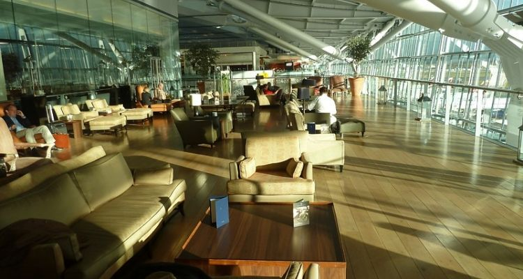 The London Heathrow Airport Guide: When Flying From London to New York Business Class 31