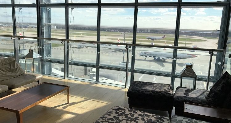 The London Heathrow Airport Guide: When Flying From London to New York Business Class 45