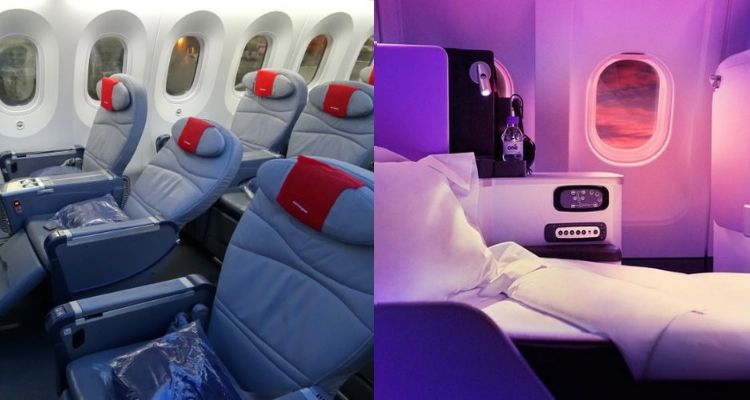 Low Cost Airlines vs Premium Airlines: How Flying Business Class Compare 4