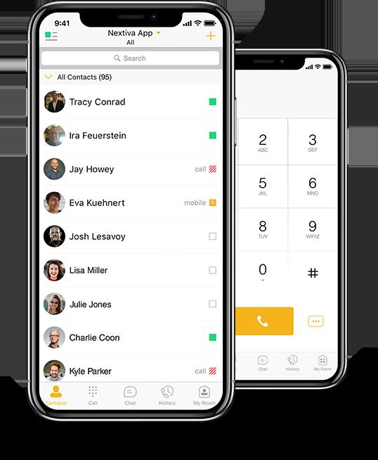 UCaaS Mobile App