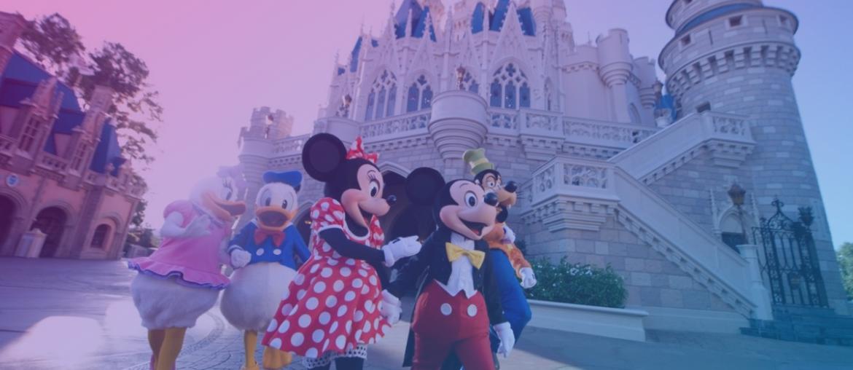 DisneyPlus é bom, mas que tal planejar sua viagem para Disney?