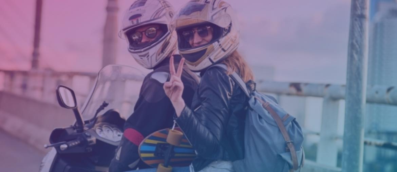 Qual a melhor moto para viajar?
