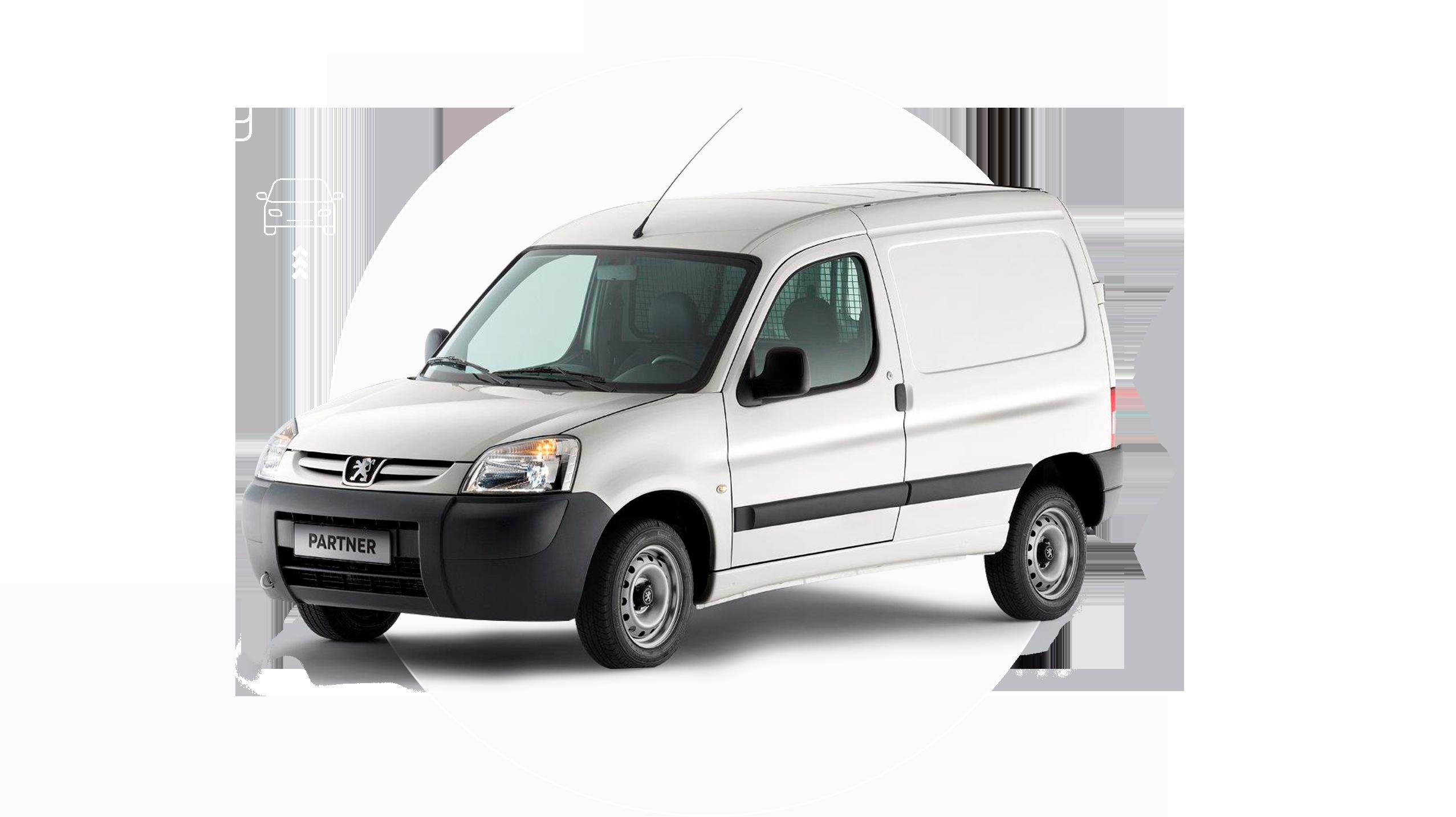 Consorcio Peugeot Partner