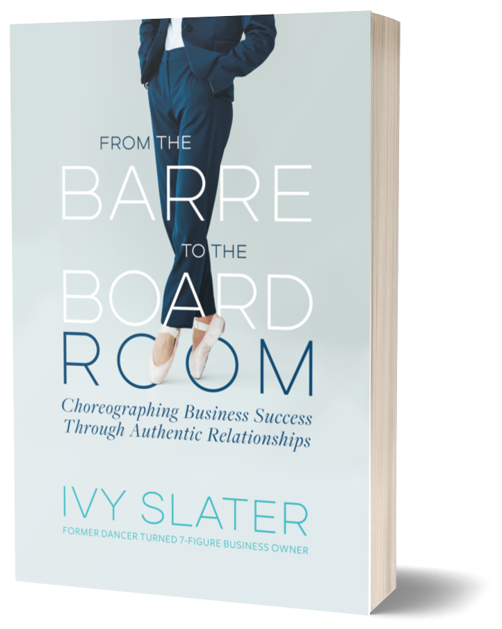 Barre to the Boardroom Book Cover