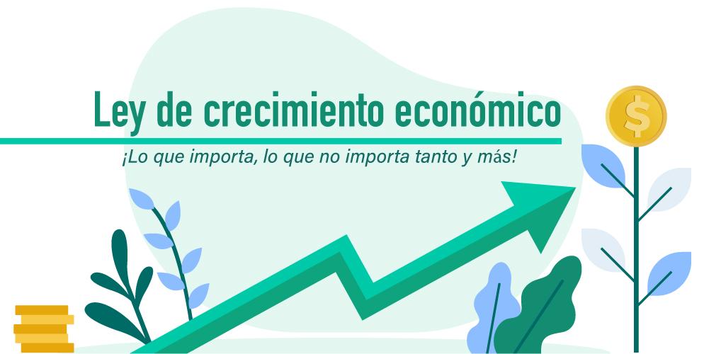 Ley de crecimiento económico
