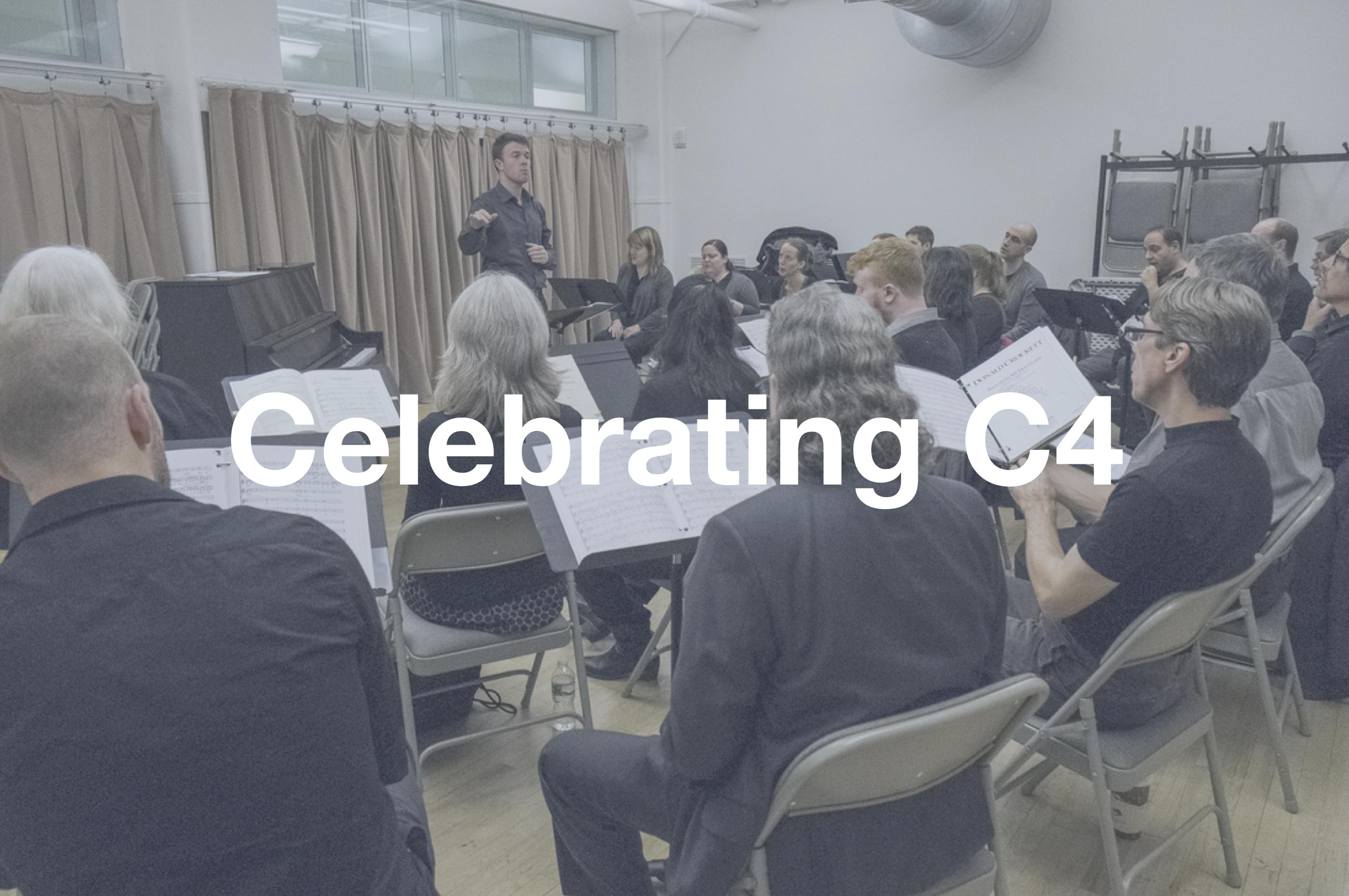CELEBRATING C4 - See-a-dot Music Publishing, Inc