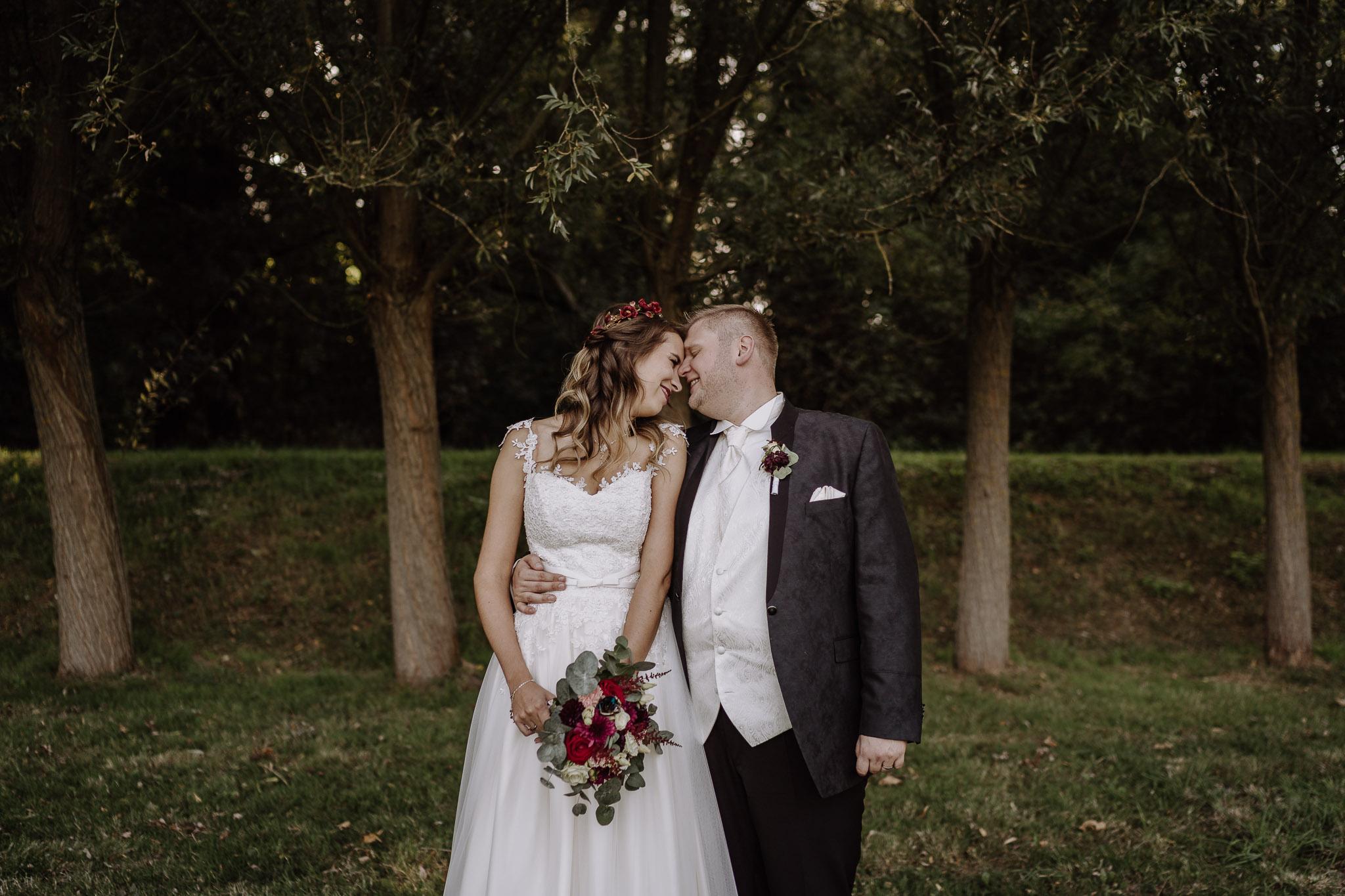 Motto-Hochzeit auf Schloss Wulkow