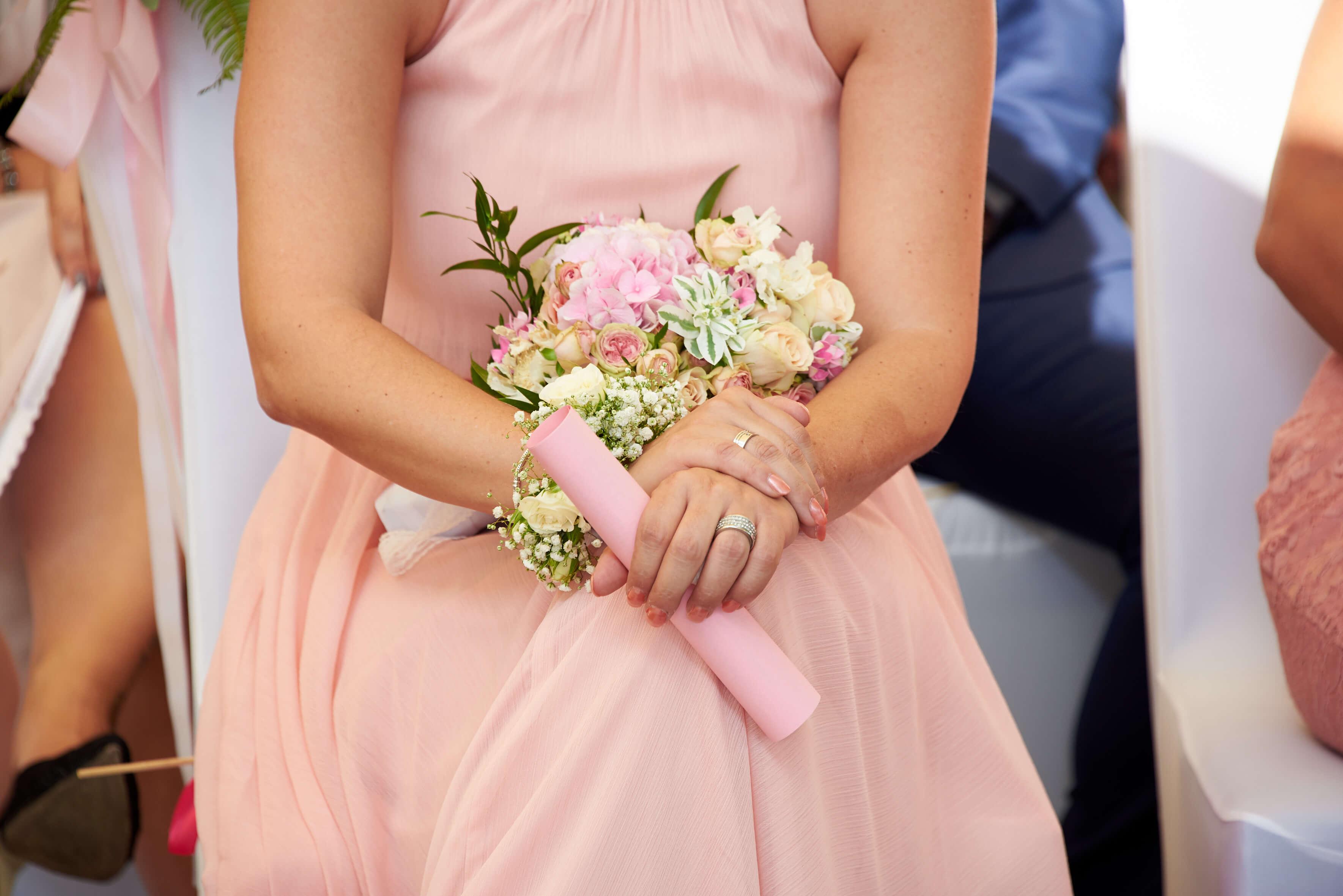 Strauß Brautjungfer