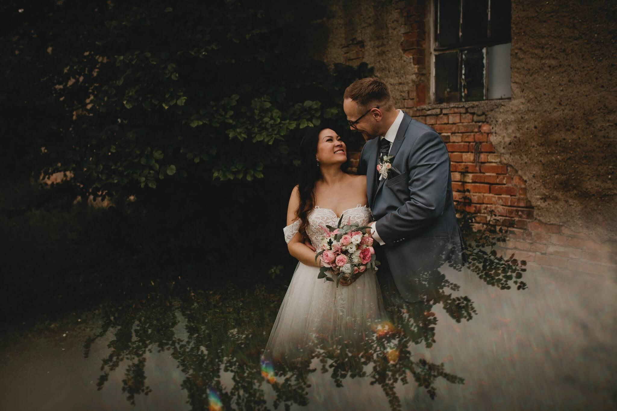 Romantische Schlosshochzeit in Seelow auf Schloss Wulkow geplant von Vivian Anna Hochzeitsplanung