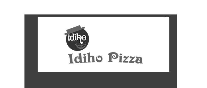 Idiho Pizza Logo