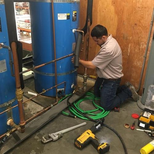 plumbing services Las Vegas, NV
