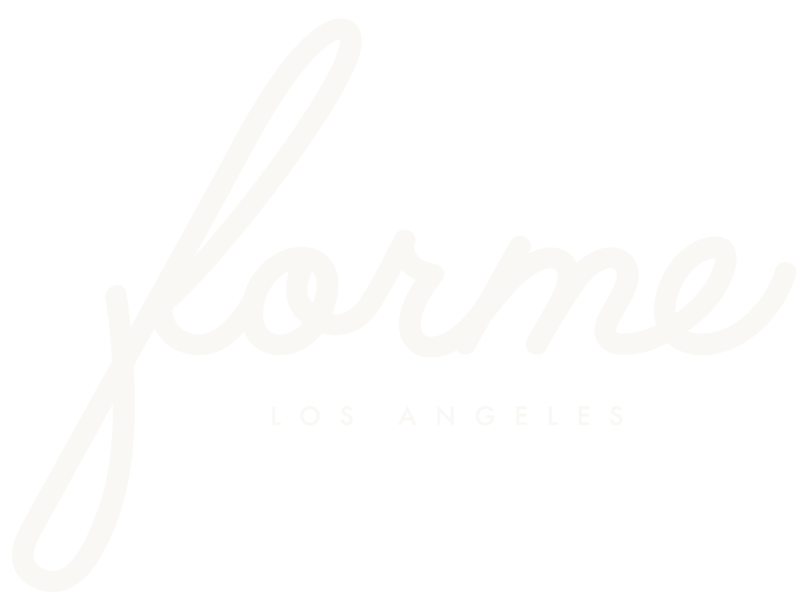 Forme Los Angeles: Wedding & Event Space