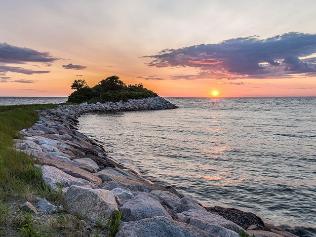 camping on cape cod