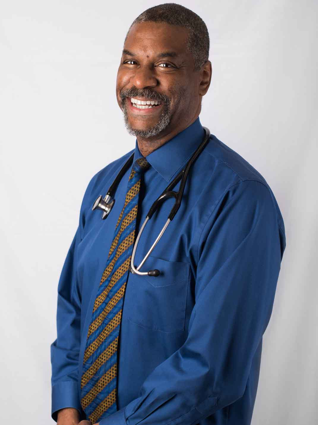 Dr. Clinton Carter
