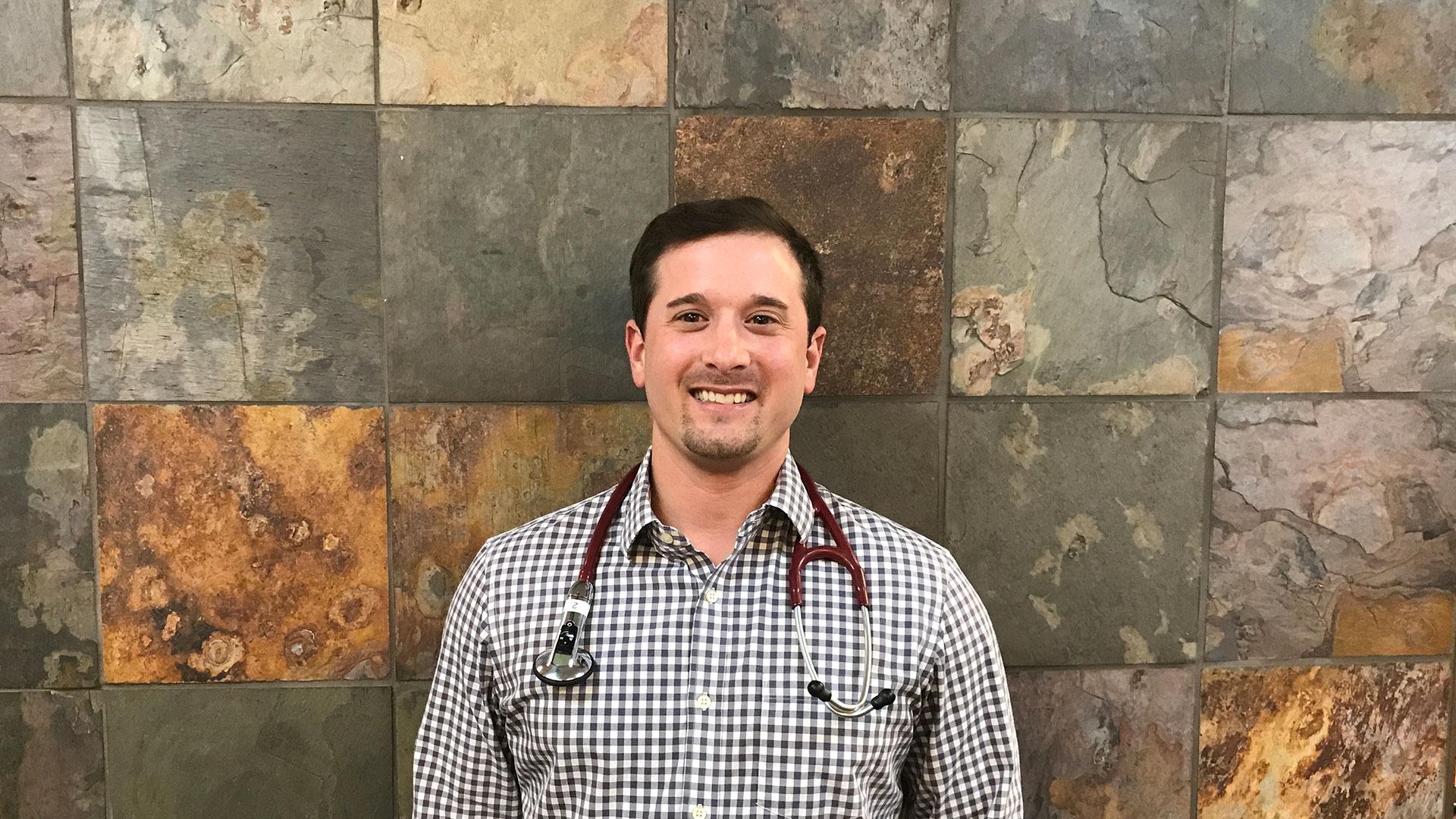 Dr. Brandon Paritz