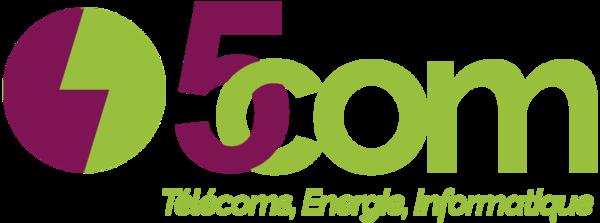 Logo 5com
