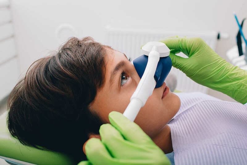 My Kid Is Afraid Of The Dentist, What Do I Do?