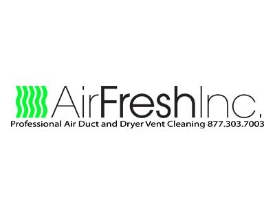 AirFresh Inc. Logo