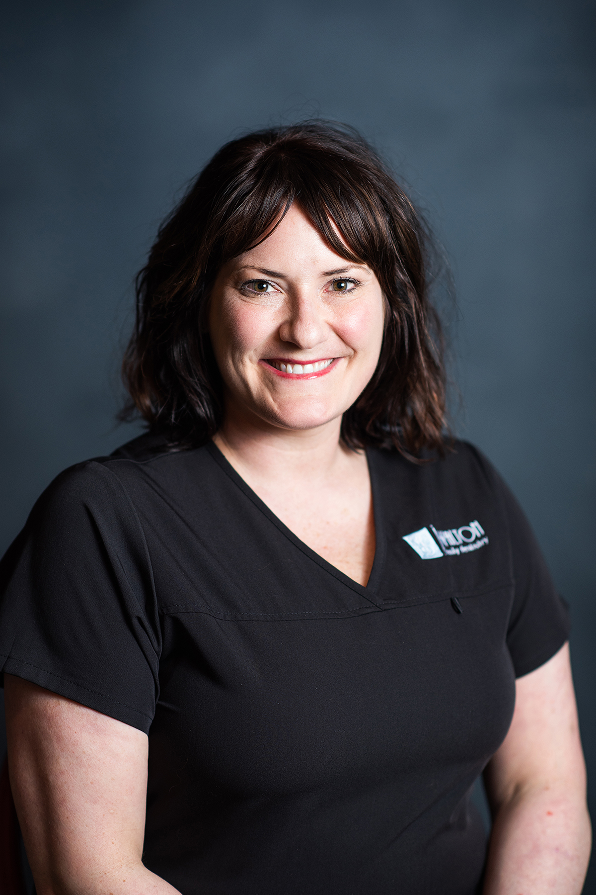 Dental hygienist Amy Simpson