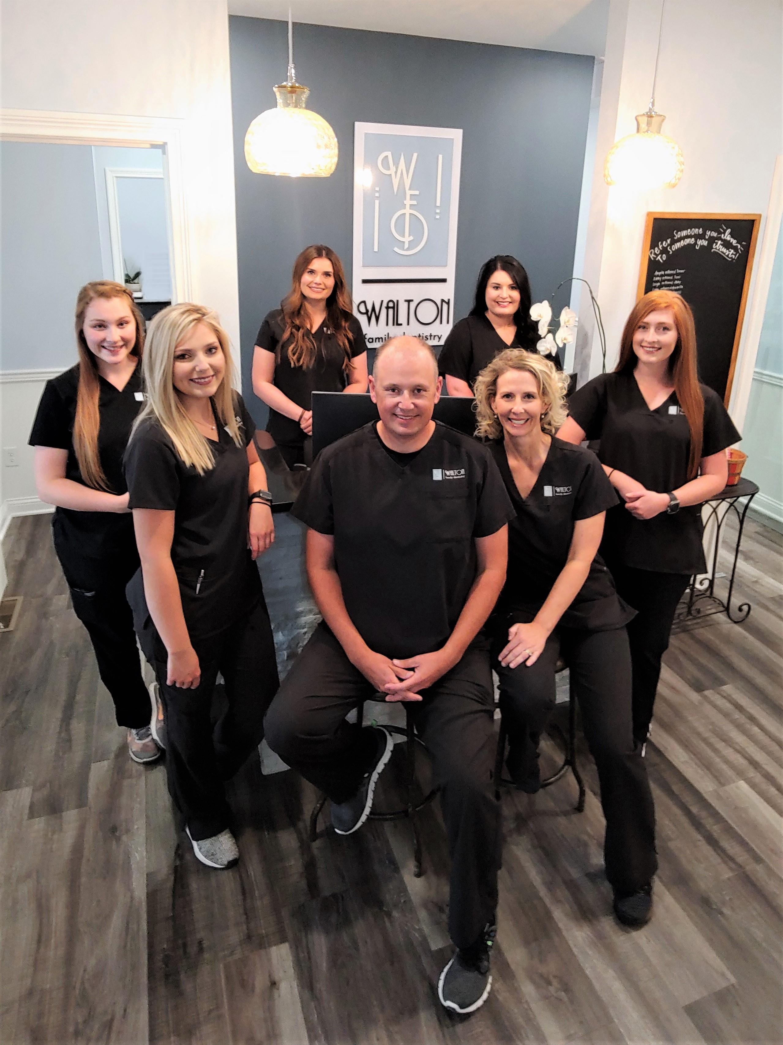 Team at Walton Family Dentistry