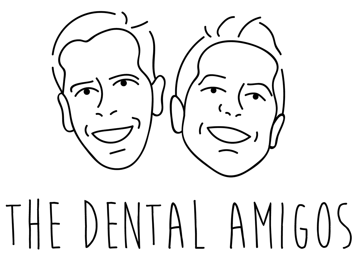 The Dental Amigos Logo