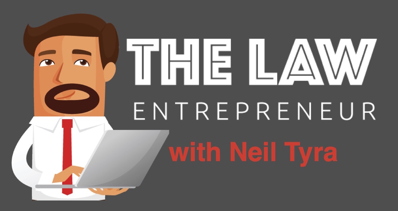 The Law Entrepreneur Podcast Logo