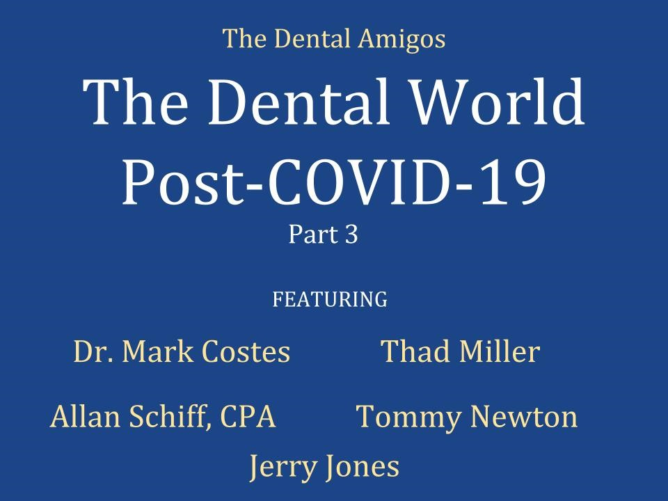 Dental Amigos Post-COVID-19 Graphic
