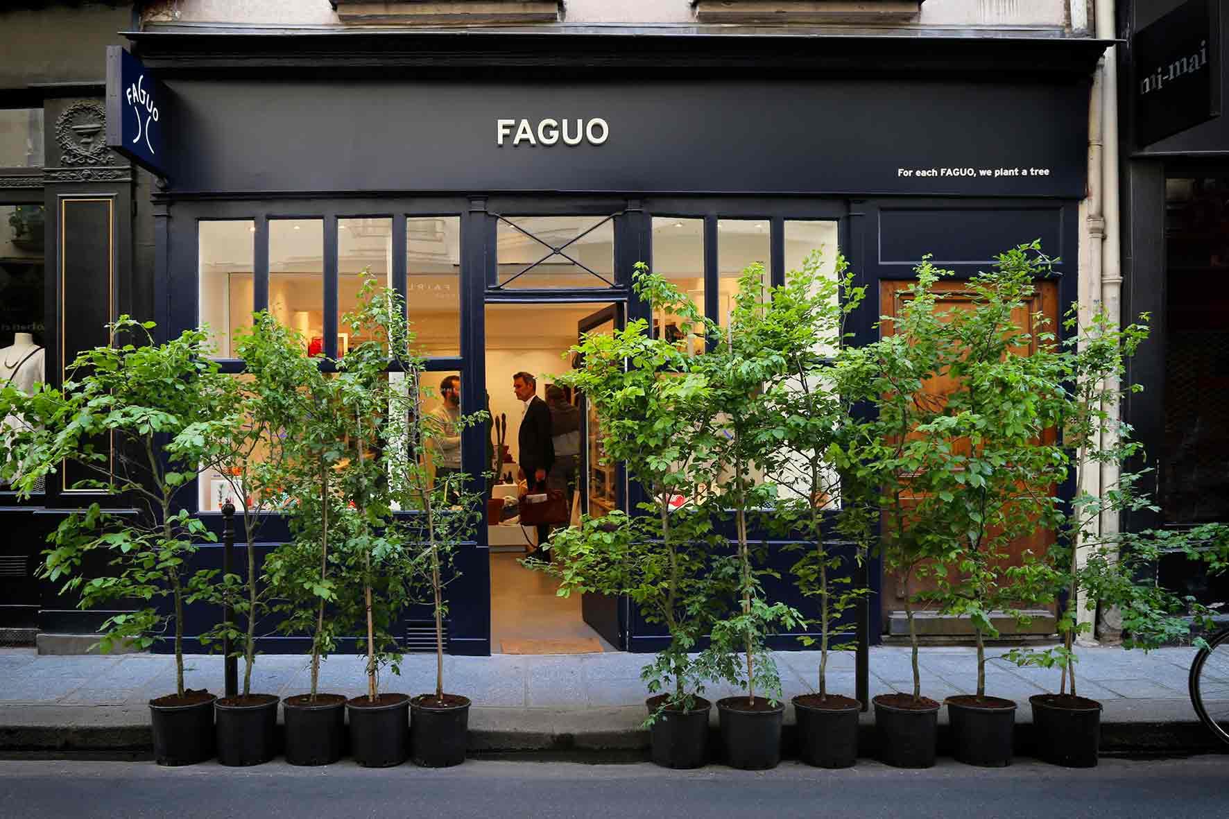 Boutique Faguo