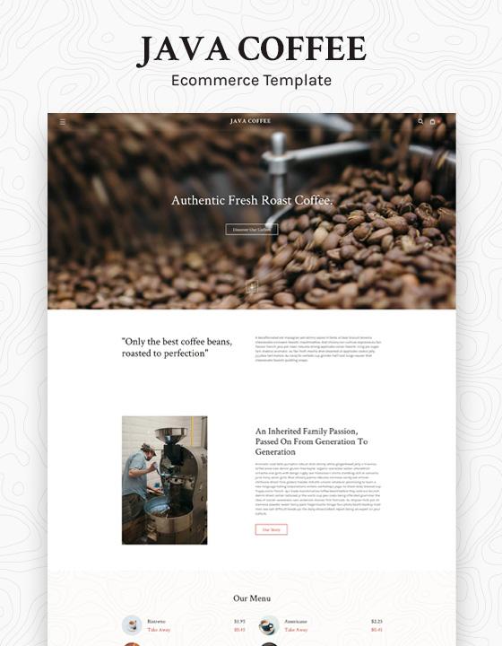 Java - Ecommerce