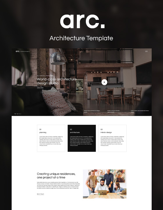 Arc - Architecture