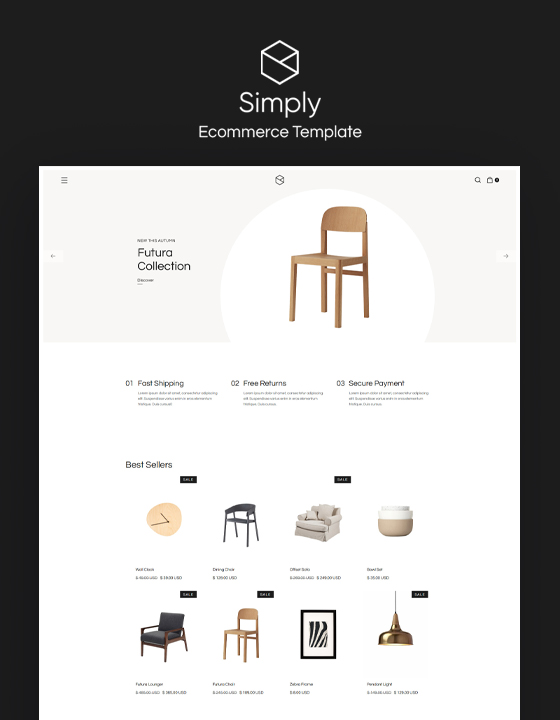 Simply - Ecommerce