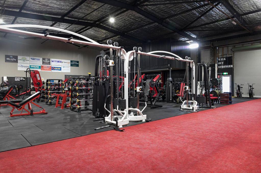 Gym Equipment | The Strength Den