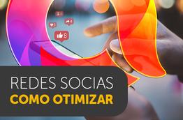 Novo curso: Redes Sociais como otimizar