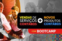 Vendas de Serviços Contábeis + Novos Produtos Contábeis