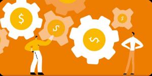 Planejamento financeiro empresarial com Sistema ERP