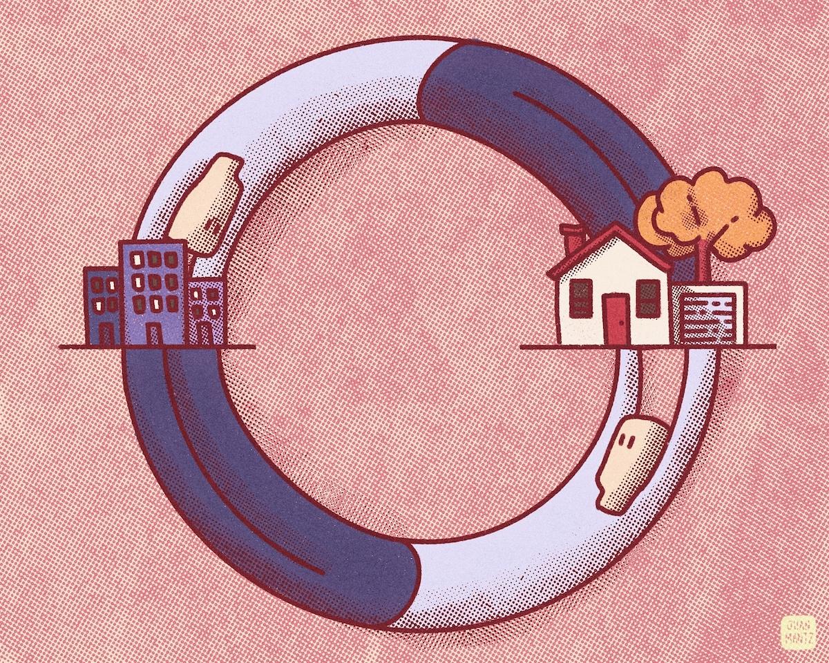 Cuando el círculo se vuelve vicioso.