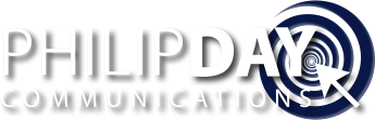Philip Day Communications logo