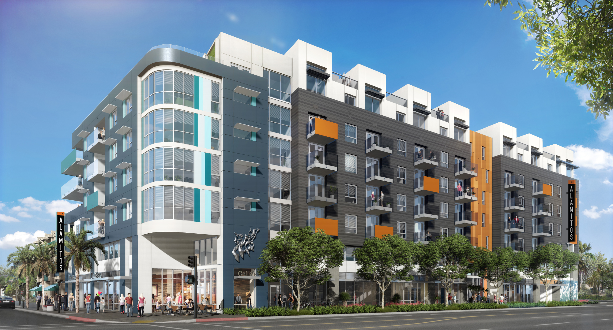 The Alamitos Apartments in Long Beach Opening Soon