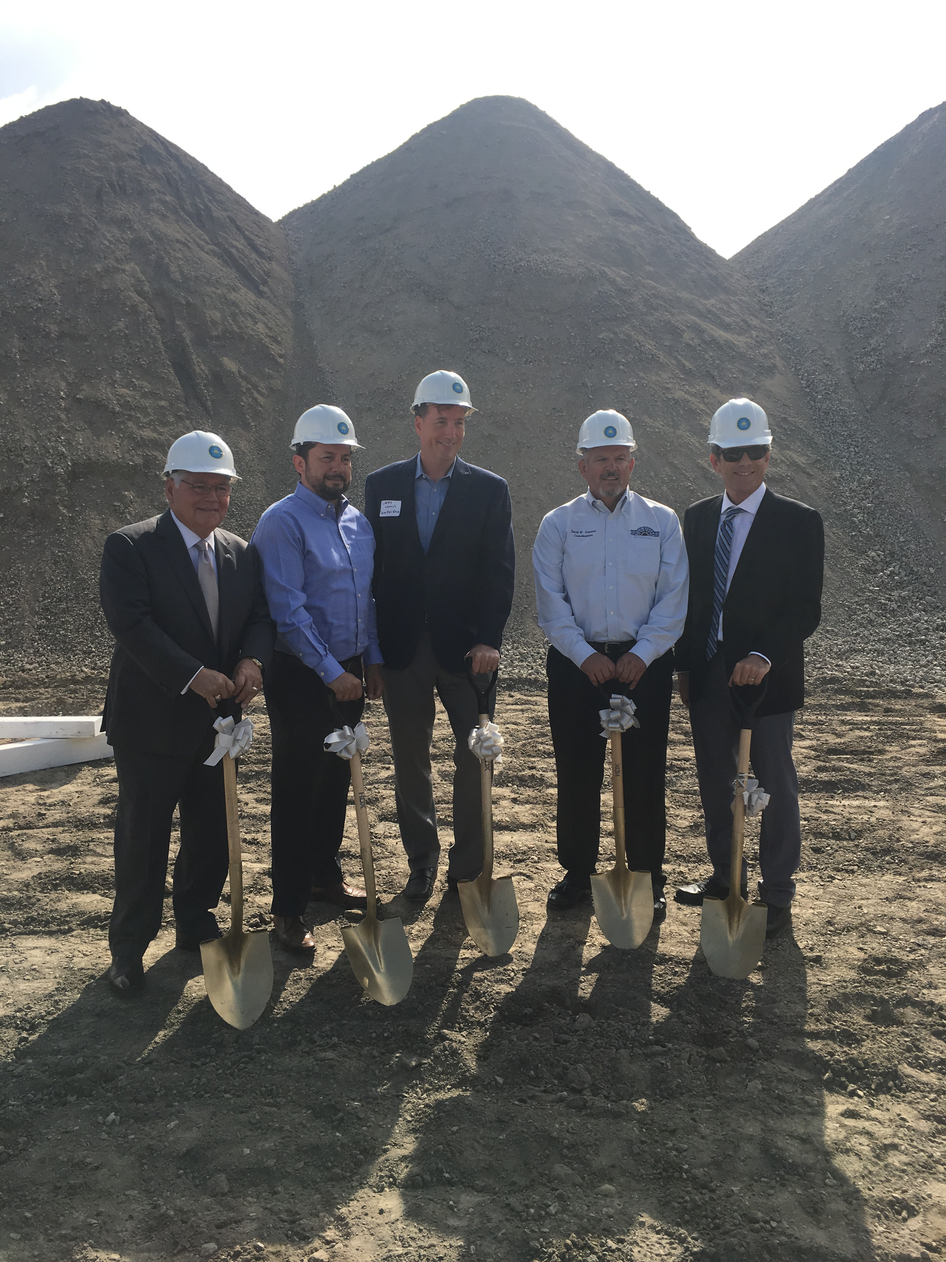 SRG Commercial Breaks Ground In Pico Rivera