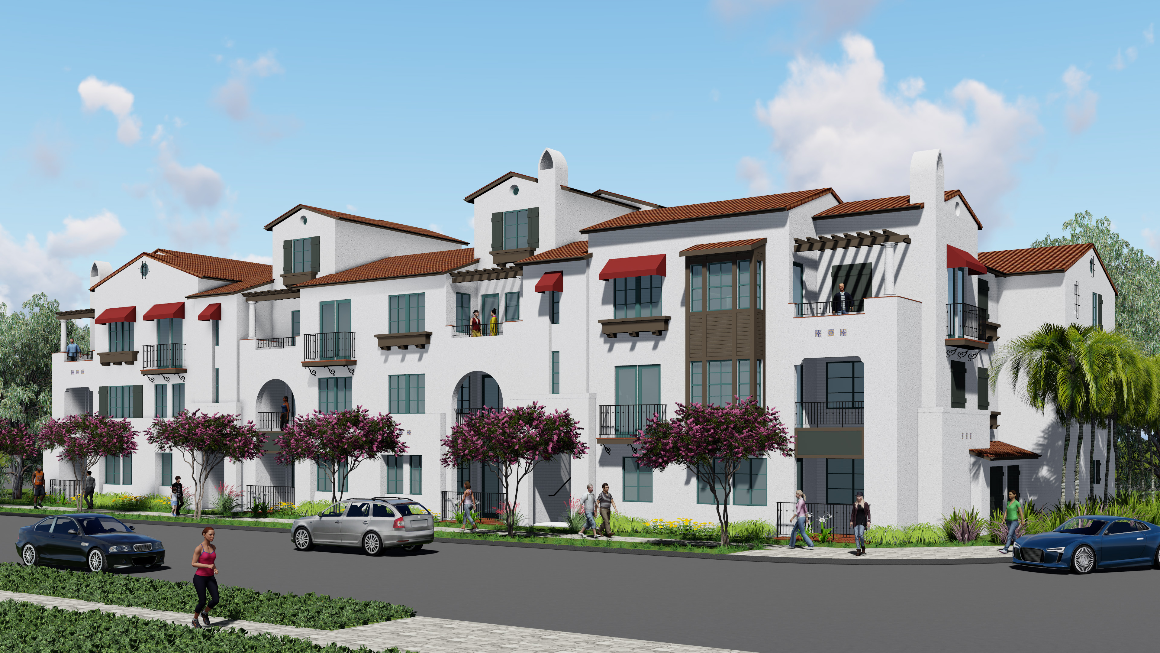 With The Monterey in Corona, SRG Residential Expands Presence in Riverside County