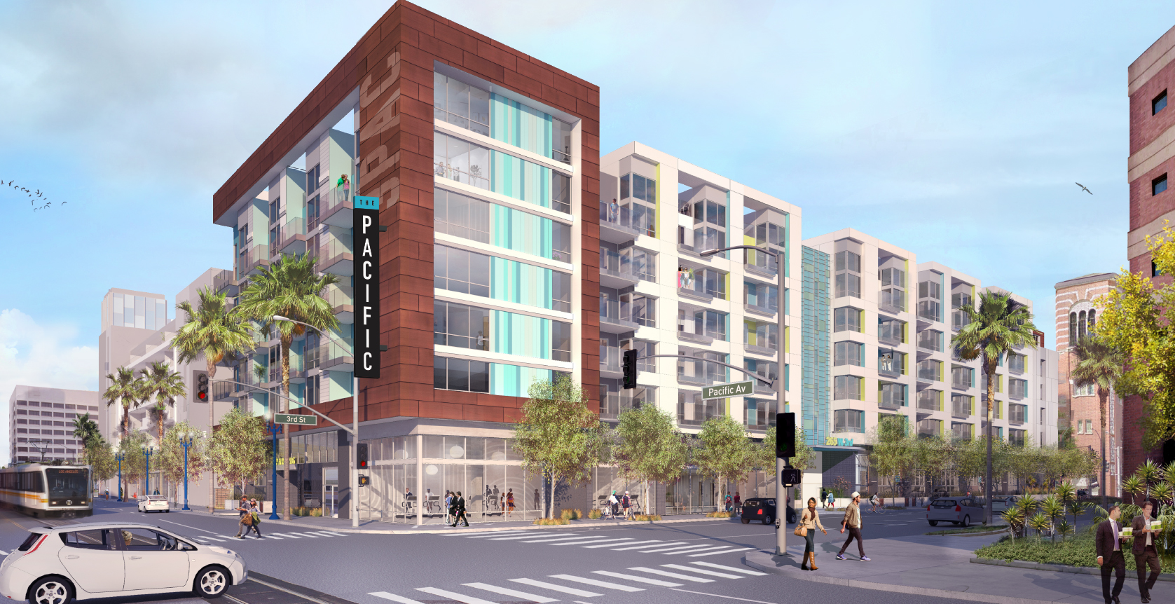 The Pacific Apartments Opening Soon in Long Beach's West Gateway Neighborhood