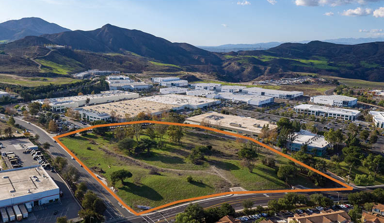 Sares Regis Group Closes on 11 Acre Commercial Site in Thousand Oaks, CA