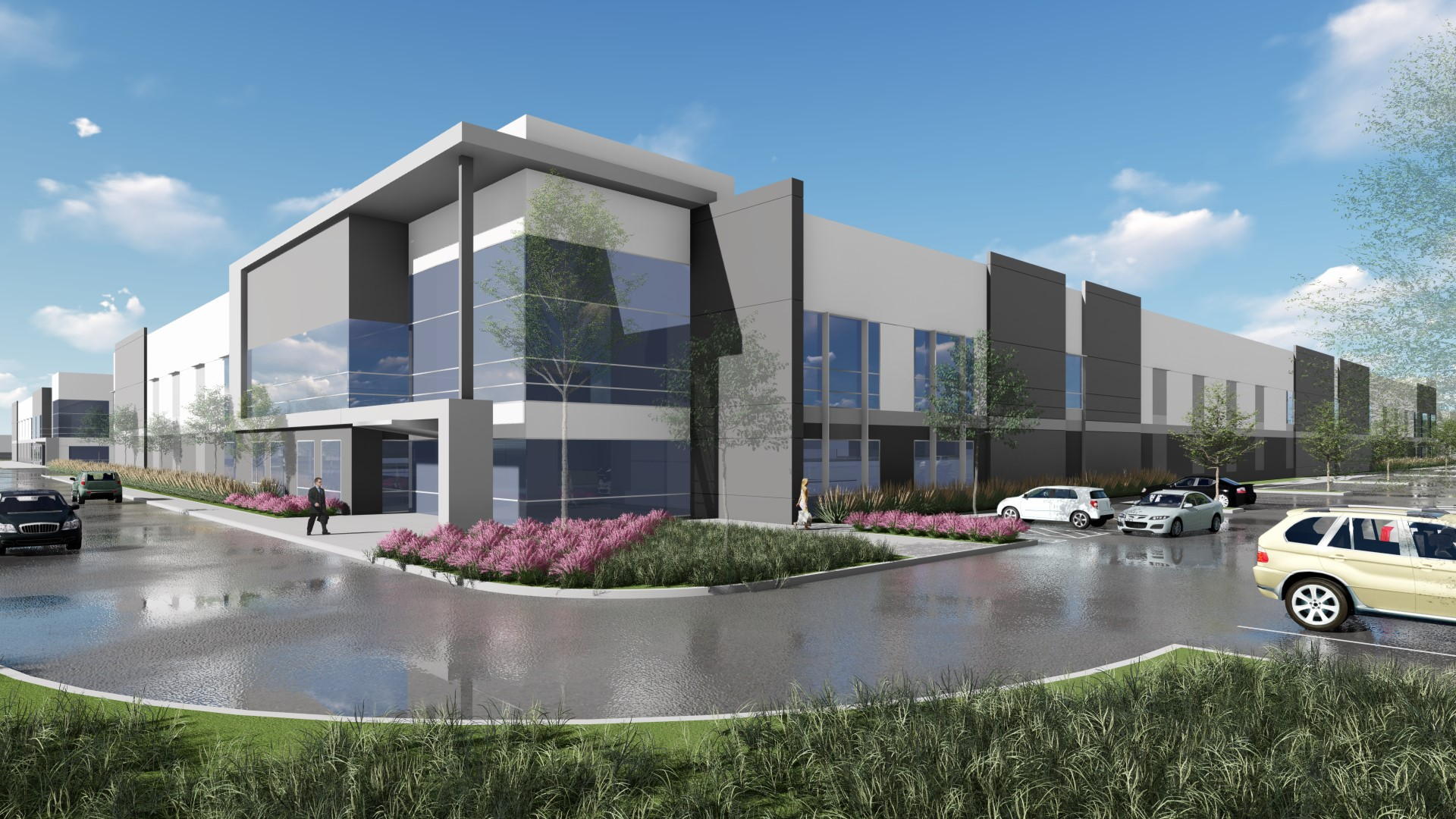 Sares Regis Group Secures First Leases for Phase I of Torrance Commerce Center