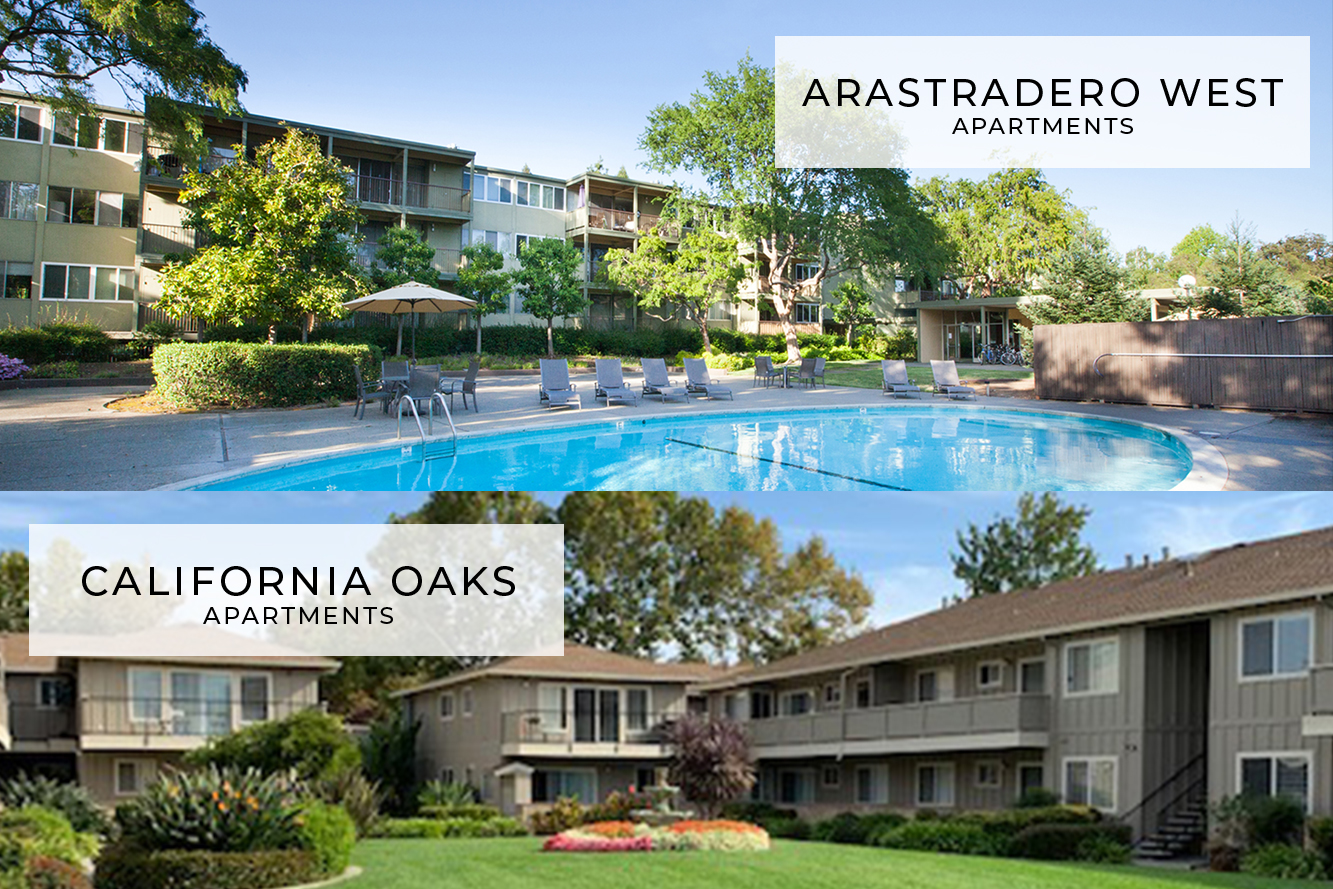 SRG Residential Awarded Management of Sister Apartment Communities Near Stanford University