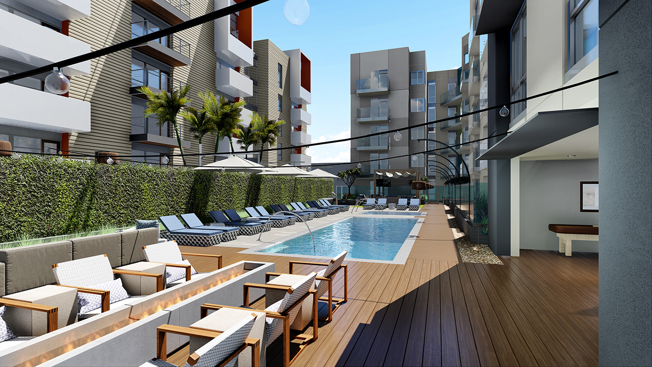 Long Beach Business Journal: The Pacific Promises Sophisticated Living Downtown