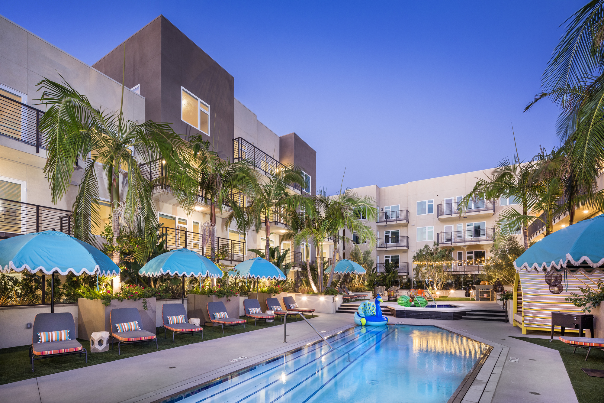 SRG Residential Awarded Management of Vida North Park in San Diego, CA