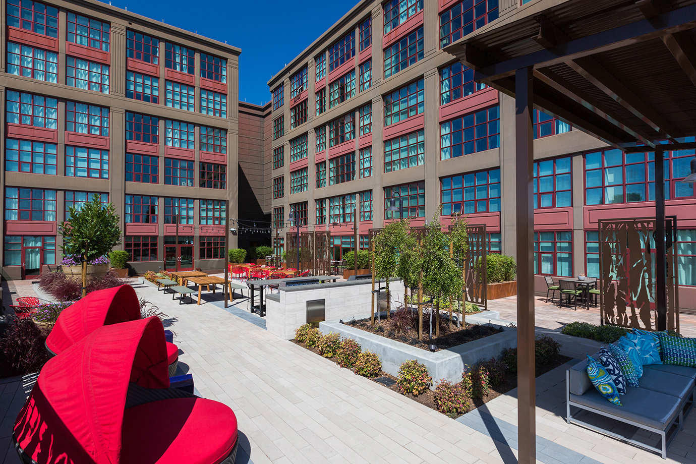 SRG Residential Awarded Management of Aqua Via in Oakland, CA